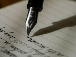 Ma kirjutan kirjandeid, motivatsioonikirju ja muid tekste