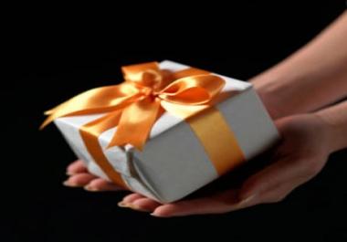 Ma aitan mõelda ideesid kingitusteks