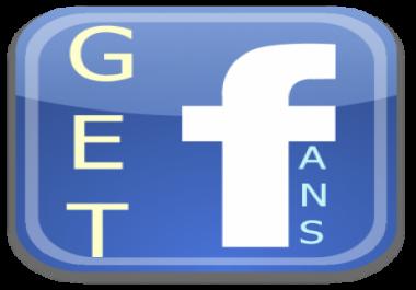 Ma toon su Facebooki fännilehele 500 kvaliteetset profiiliga fänni