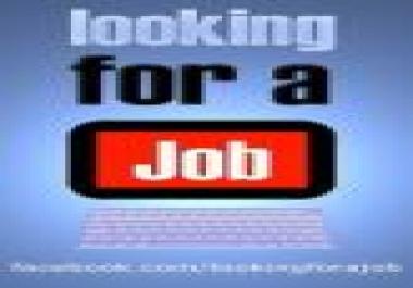 Ma Jagan infot Teie tööpakkumiste kohta sotsiaalmeedias.