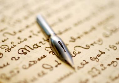 kirjutan ja tõlgin (eesti-inglise ja inglise-eesti) artikleid igasugustel teemadel.  Hind 5€