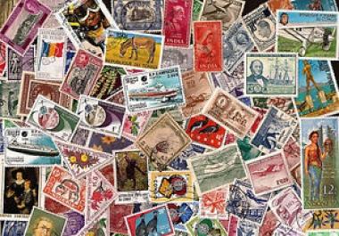 Ma saadan Sulle 100 postmarki