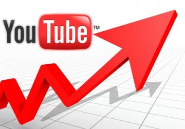 tõstan teie Youtube video positsiooni