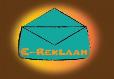 Ma teen e-maili kampaaniaid koos kujunduse ja saatmisega!