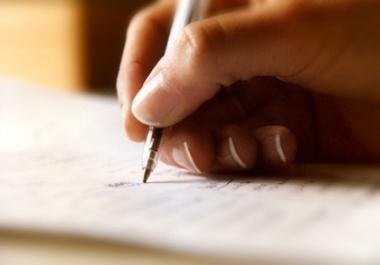 Ma kirjutan Sinu poolt valitud teemal luuletusi. Hinna sisse mahub 5 luuletust!