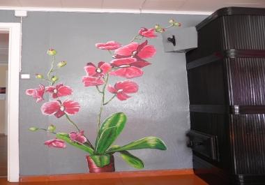 Ma teen seinamaali