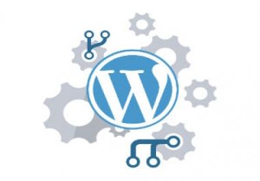 Ma teen teile Wordpressis E-poe või  moodsa blogimootoriga kodulehe