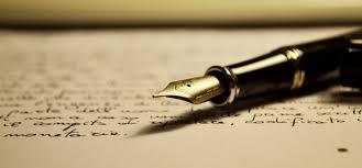 kirjutan kirjandeid, loovtöid, esseesid