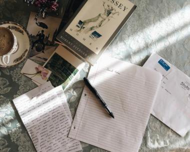 Ma Kirjutan kirjandeid