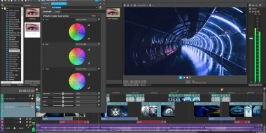 Ma valmistan professionaalse videomontaaži (sony vegas pro 16)