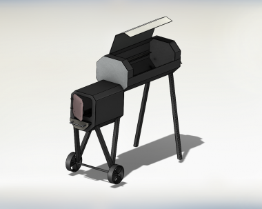 loon 3D mudeli