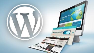 Ma teen lihtsa ühelehelise Wordpressi saidi