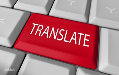 tõlgin eesti keelest soome keelde ja vastupidi!