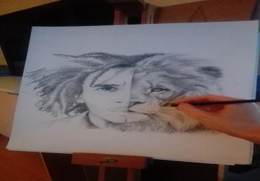 joonistan porteesid