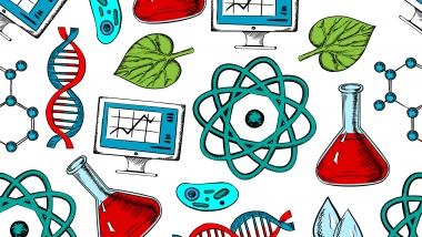 Ma lahendan keemia-, matemaatika- ja füüsikaülesandeid