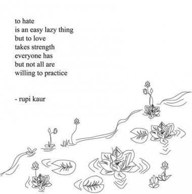 Kirjutan luuletusi