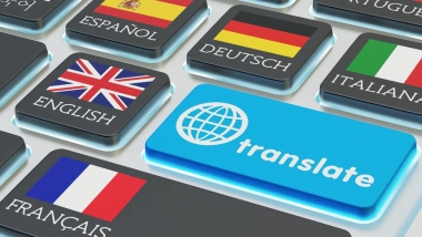 Ma tõlgin eesti-inglise-eesti keeles