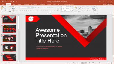Ma saan teha esitlust EESTI ja VENE KEELES Powerpointis