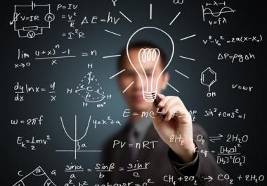 Ma teen keemia, geograafia, matemaatika ja füüsika kontrolltöid