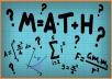 aitan matemaatika ülesannete ja konsulatsioonidega